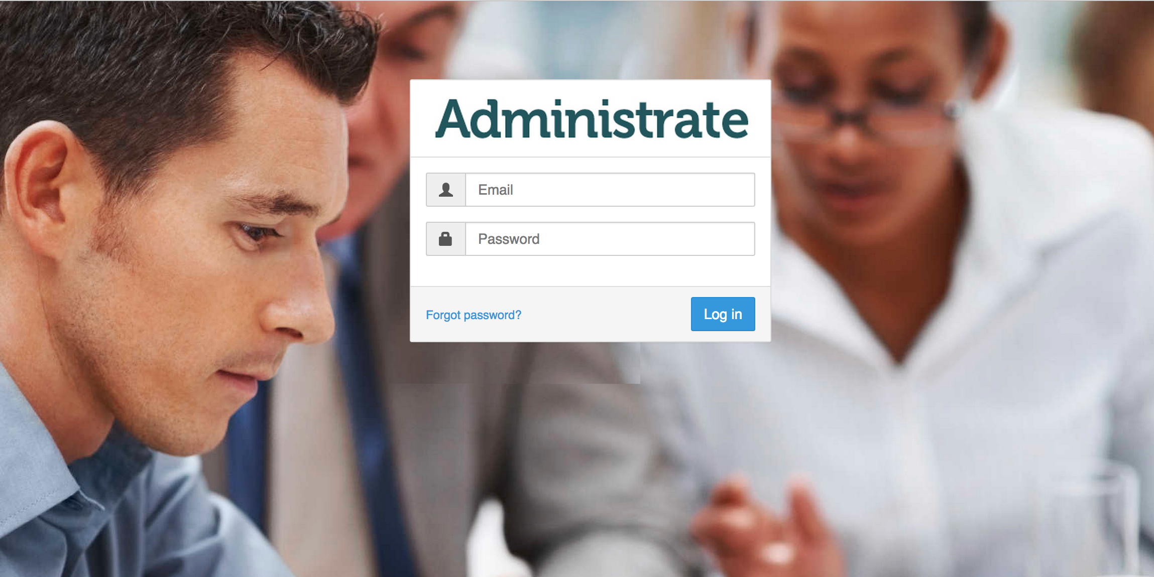 Administrate's LMS Login