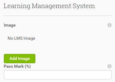 You can edit your LMS options in the Event's Setup tab